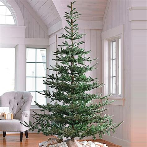 real xmas trees near me 16 of the best artificial trees in the uk and