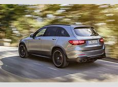 MercedesAMG GLC 63 and GLC 63 Coupe pricing revealed