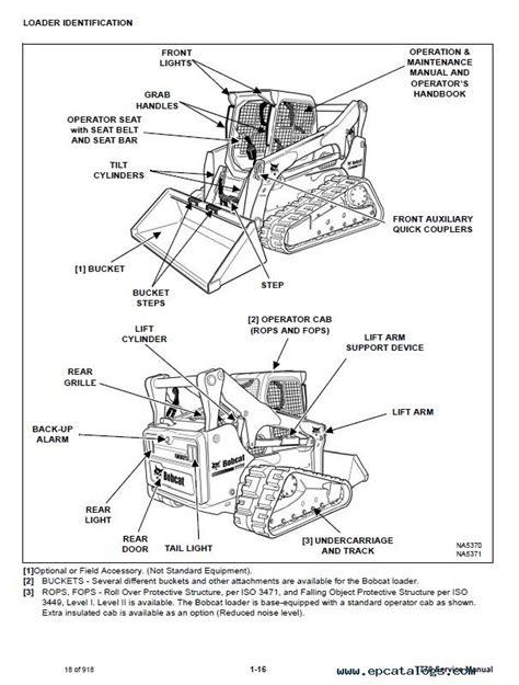 bobcat  compact track loader service manual