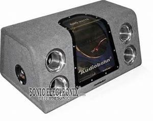 Audiobahn ABP12ET Dual 12