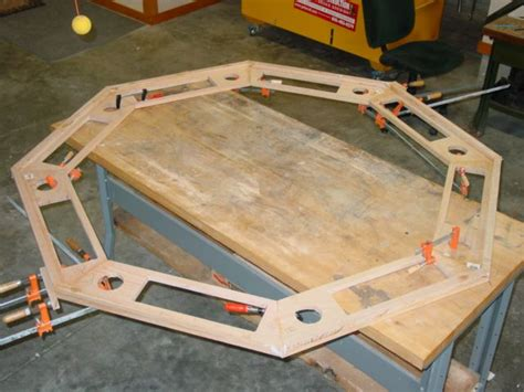 build  octagon poker table octagon poker table