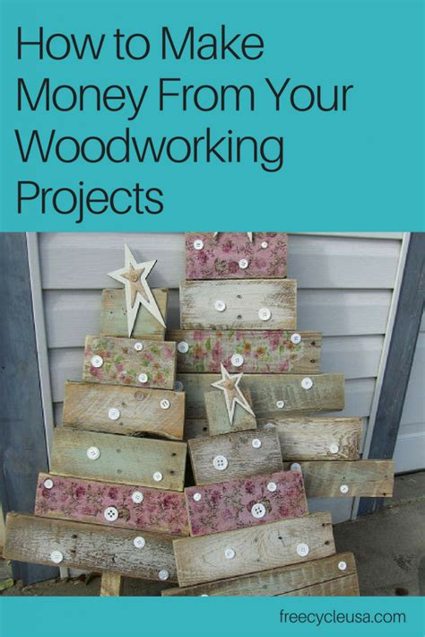 money projects woodworking