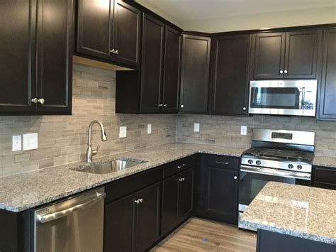standard kitchen avalon sarsaparilla cabinets kitchen