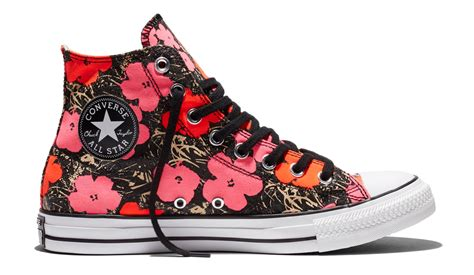 converse chuck taylor andy warhol collection sneaker bar