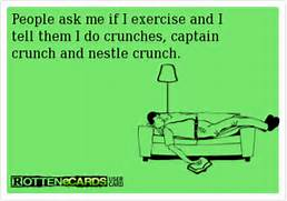 funny exercise quotes  Funny Workout Quotes