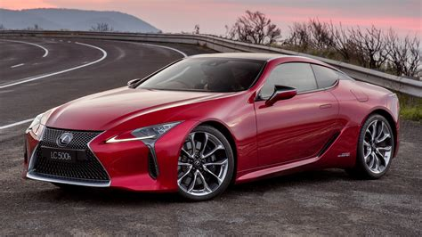 2017 Lexus LC Hybrid (AU) - Wallpapers and HD Images | Car ...