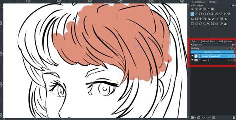 Coloring Krita by Flat Coloring Krita Manual Version 4 2 0