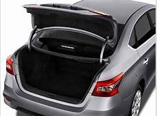 Image 2017 Nissan Sentra S CVT Trunk, size 1024 x 768