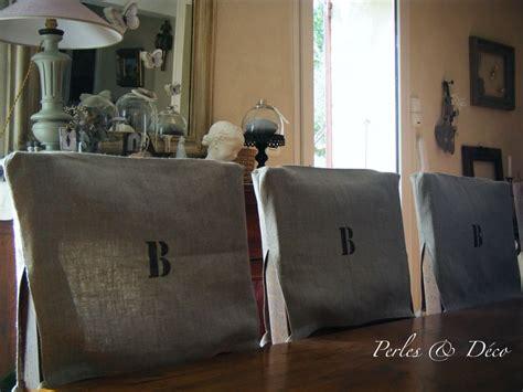 housse de dossier de chaise housses de chaise en pochoir b photo de projets personnalisés l 39 atelier de florence où l