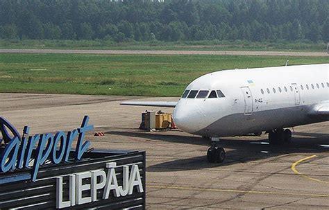 Liepājas lidostu sertificē komerclidojumiem - Latvijā - nra.lv