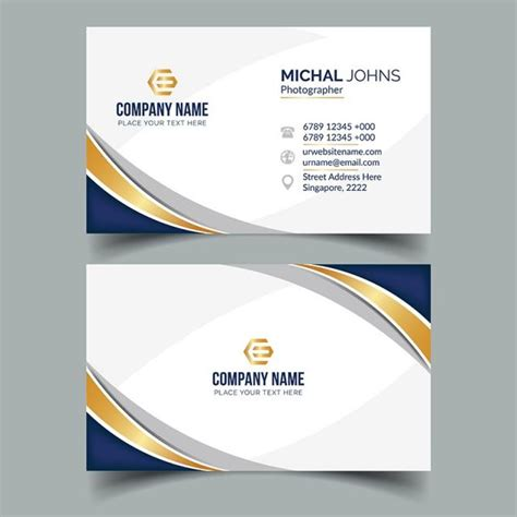 corporate business card template     pngtree