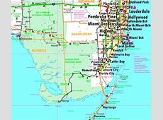 Map City Area Everglade 1