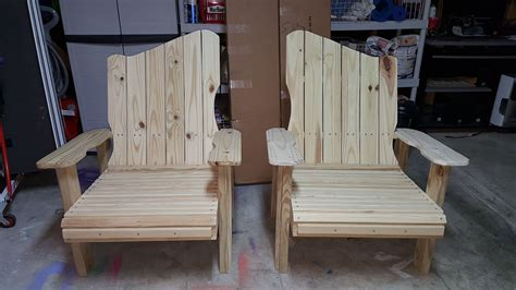 Pin by Liquescent Tides on Wood Creations   Outdoor chairs ...