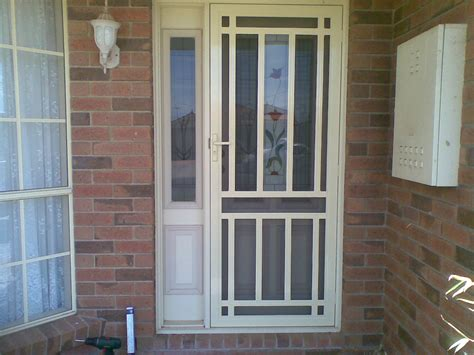 security doors melbourne services