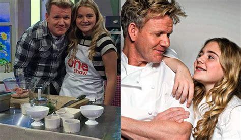 el chef ramsay ya tiene sucesora su hija maltida