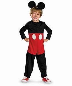 Disney Mickey Mouse Kids Costume - Boy Disney Costumes