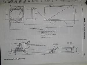 Need early 1965 Mustang Coupe Chassis/Body alignment specifications. - Ford Mustang Forum