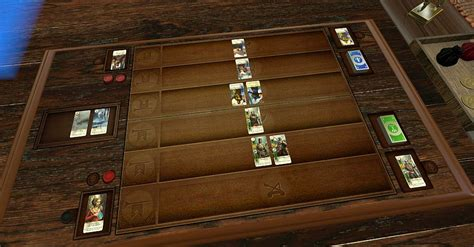 tabletop simulator deck builder mtg this mod recreates the witcher 3 s gwent using tabletop
