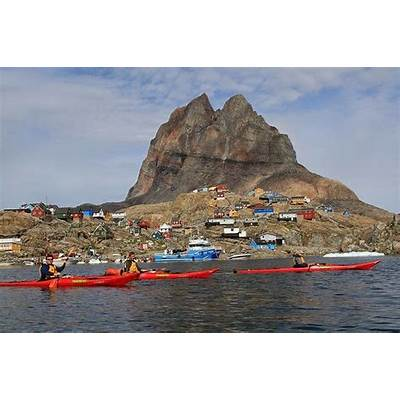 The Beautiful Uummannaq Island GreenlandAmusing Planet