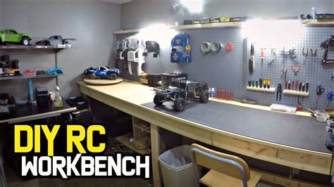 Hobby Bench Rc Cars ultimate diy rc workbench