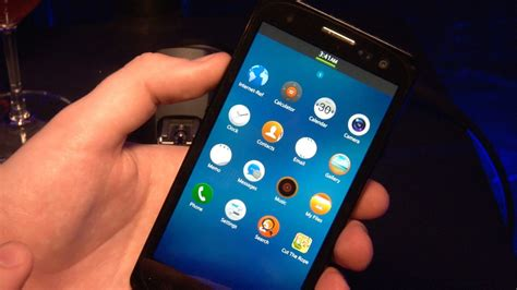 samsung tizen smartphone details and release date