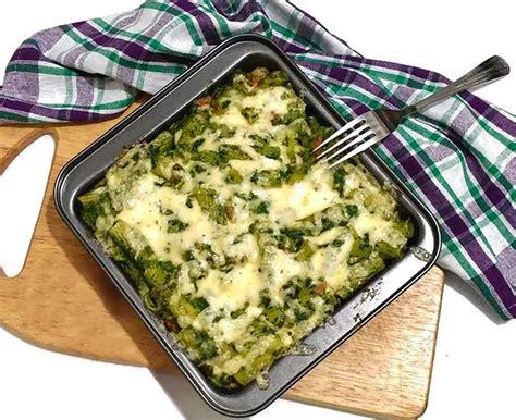 Patate me spinaq në furrë | Receta Gatimi