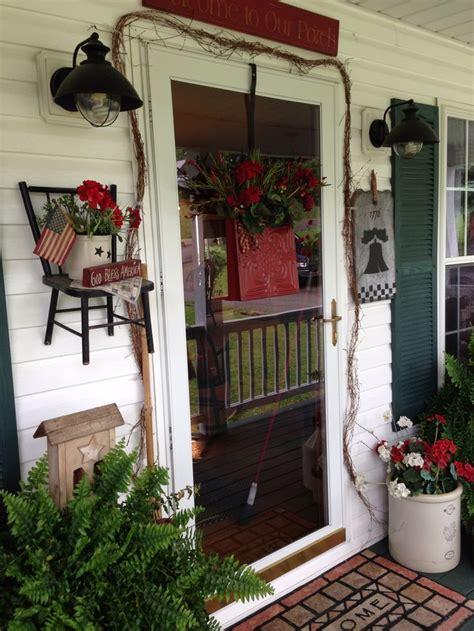 Best Primitive Porches Images Pinterest Cottage