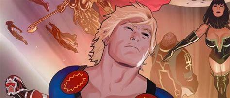 Marvel Studios Confirms Development of an Eternals Movie