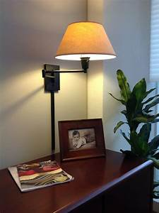 10 Awesome Design Swing Arm Wall Sconce Hardwired Gallery ...