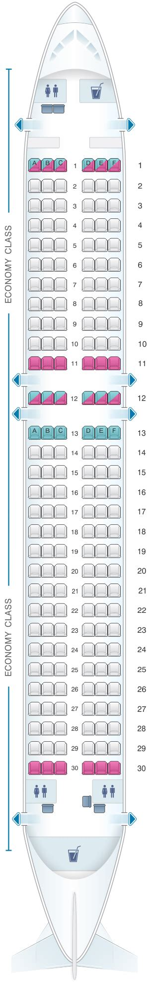 plan des sieges airbus a320 plan de cabine freebird airlines airbus a320 seatmaestro fr