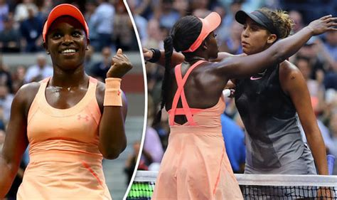 us open s live sloane stephens wins grand slam tennis sport express co uk