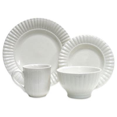Buy Thomson Pottery Cape Cod 16piece Dinnerware Set From