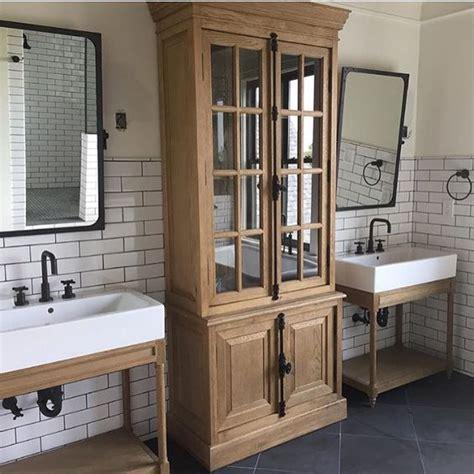 industrial farmhouse bathroom tile modern farmhouse bathrooms house of hargrove Industrial Farmhouse Bathroom Tile