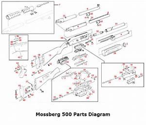 Mossberg 930 Parts