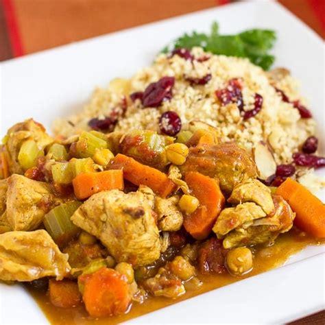 crock pot chicken tagine recipe