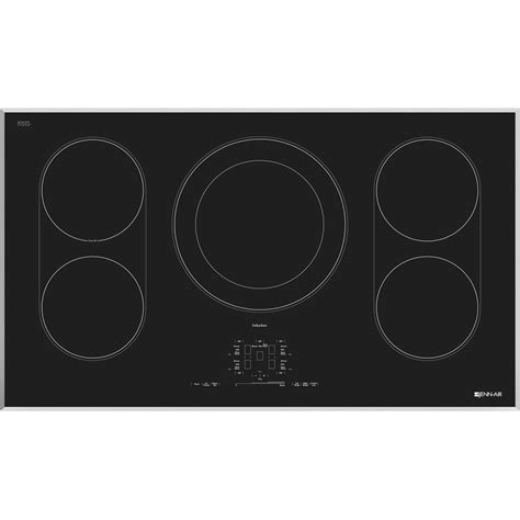 induction electric cooktop air jenn
