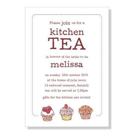 kitchen tea invites ideas cupcake kitchen tea invitation handmade cards