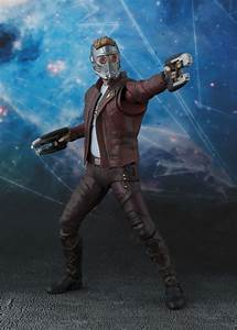 S.H. Figuarts STAR LORD with Tamashii Explosion Effect  Lord
