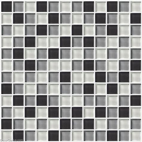 wall tile stickers bathroom tile black grey white glass