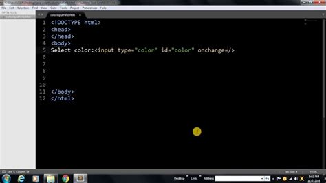 how to change the background color in html javascript change background color change background