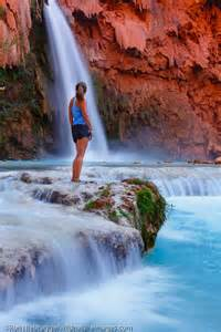 Havasupai Falls Grand Canyon National Park Arizona