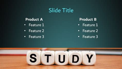 study powerpoint template  powerpoint templates