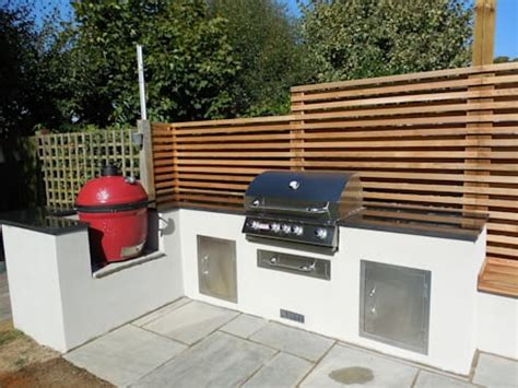 outdoor kitchen cabinets uk outdoor kitchen bbq area design outdoors limited 3842