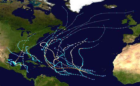 1995 Atlantic Hurricane Season Wikipedia