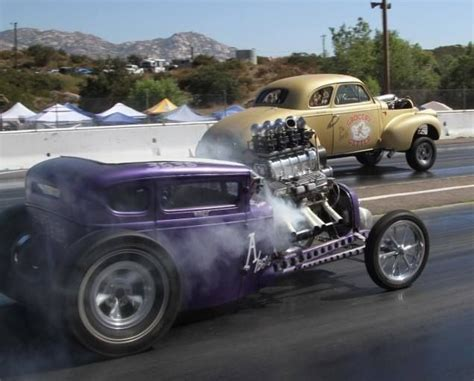 Purple Eater Car by Purple Eater Vintage Drag S Gasser S Drag