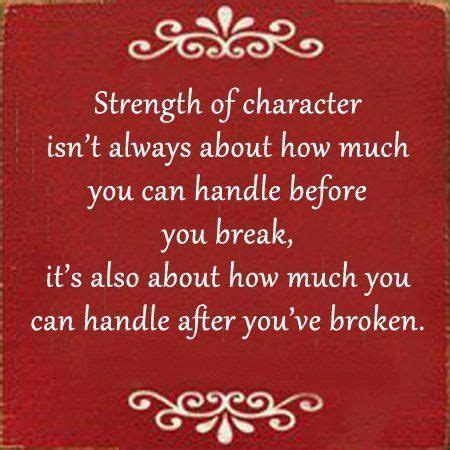 poems  comfort  strength strength  character