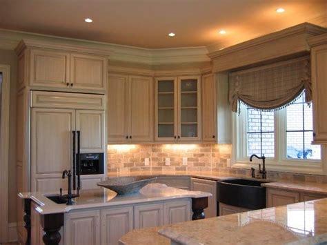 pickled oak kitchen cabinets