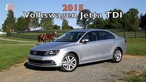 2015 Vw Jetta Tdi Test Drive Review