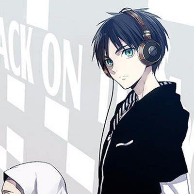 gambar anime cowok keren cool