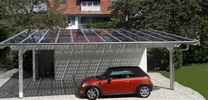 überdachter Stellplatz Wohnmobil : solarcarport die garage wird zum energielieferanten ~ Whattoseeinmadrid.com Haus und Dekorationen